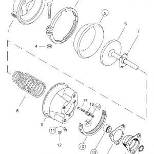 Repair Kit Servo 24