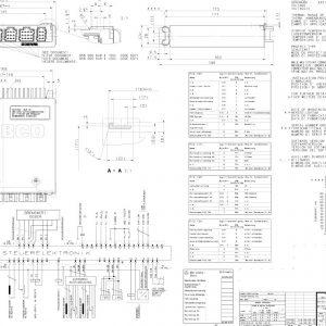 Ecu Epb Central Module 4S/4Ms