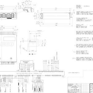 Ecu Epb Central Module 4S/4M