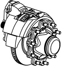 Wheel Cylinder Fag R44025 A1