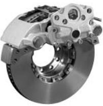 Disc Brake 244 V-Oe