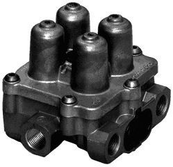 Quadruple Protection Valve